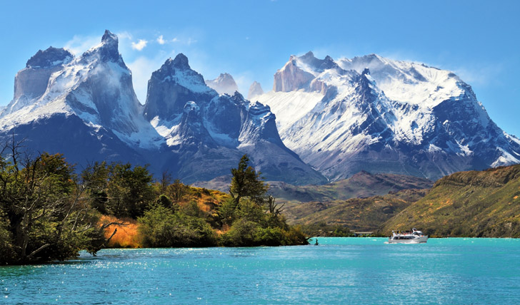 Unleash your adventurous side in Torres del Paine