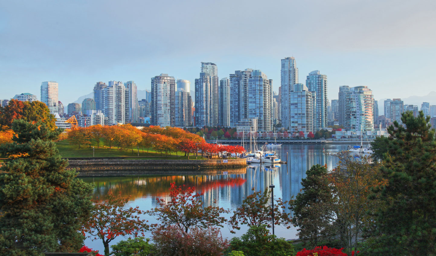 Vancouver - where city meets natural beauty