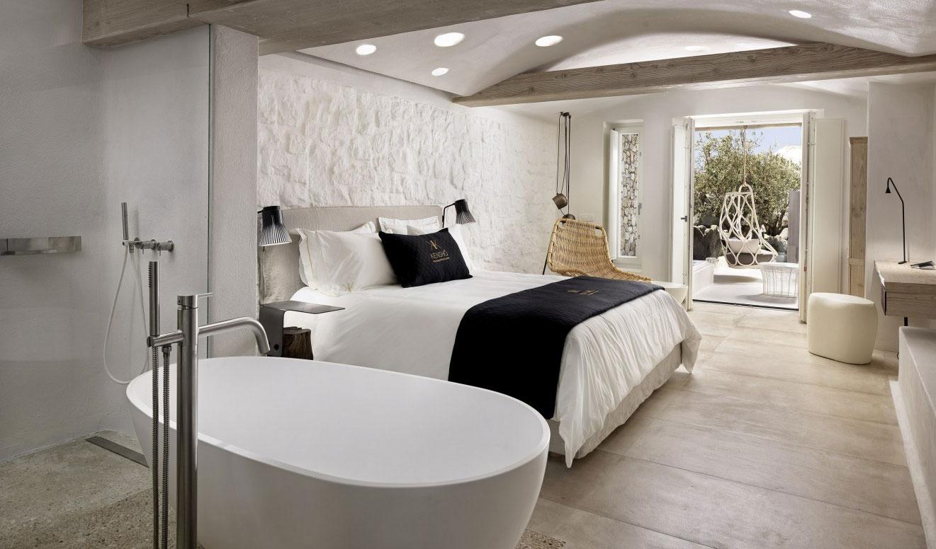 Kensho Boutique Hotel Mykonos Luxury Hotels In Greece