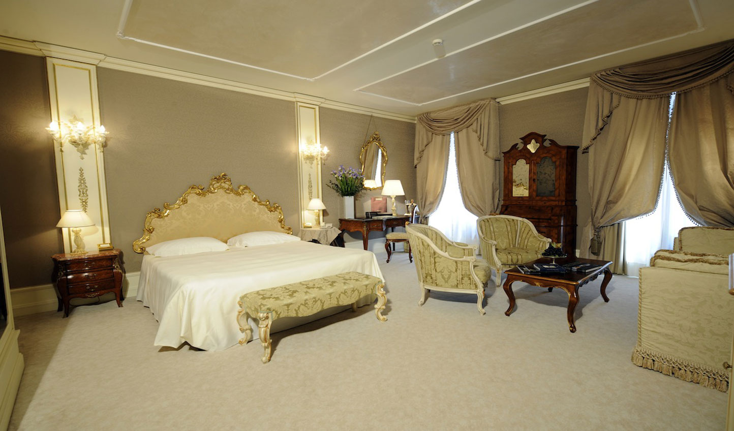 Elegance of the double suite