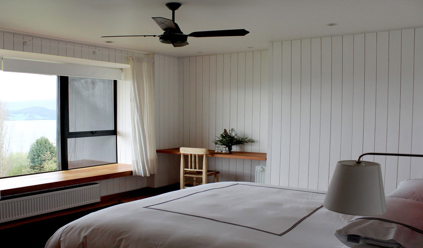 Scenic bedroom