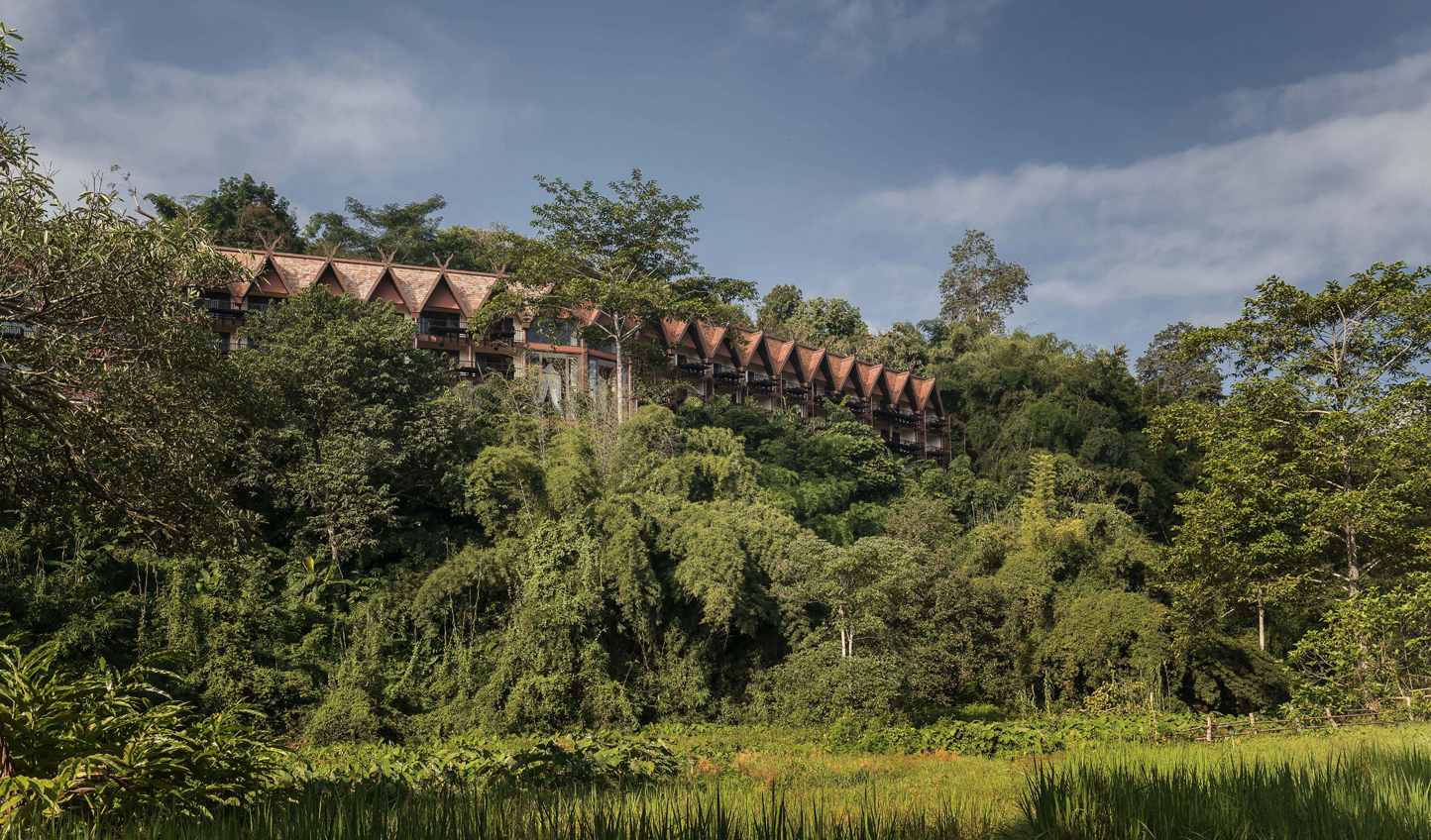 Escape to the hills of Chiang Rai