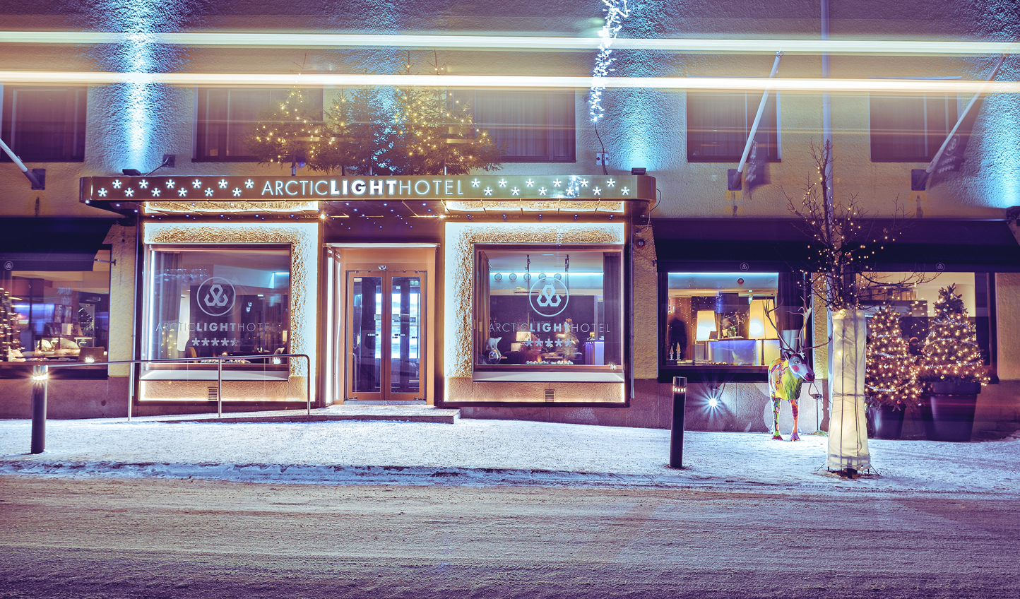 Rovaniemi's chicest address - Arctic Light Hotel