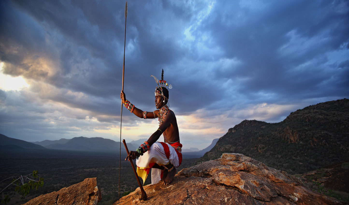 The majestic Samburu people