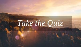Celebration destination quiz New Zealand