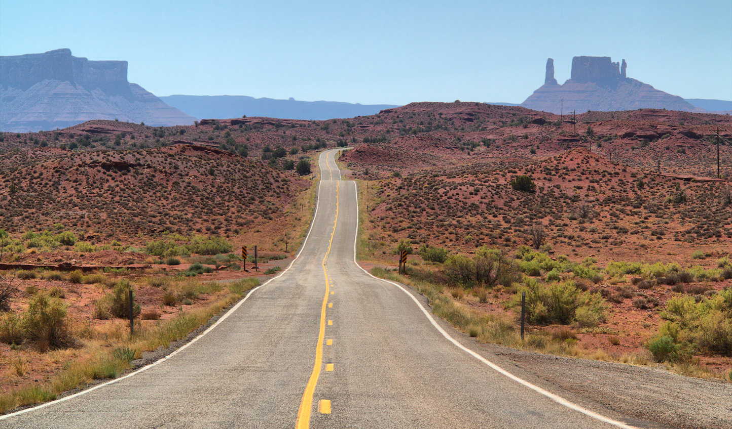 Hit the road in one of America's most scenic drives