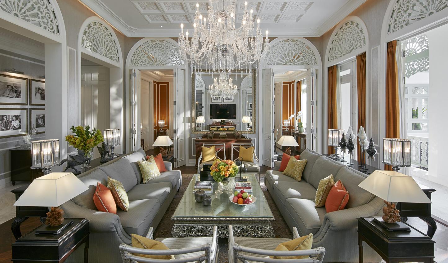 Enjoy unabashed luxury