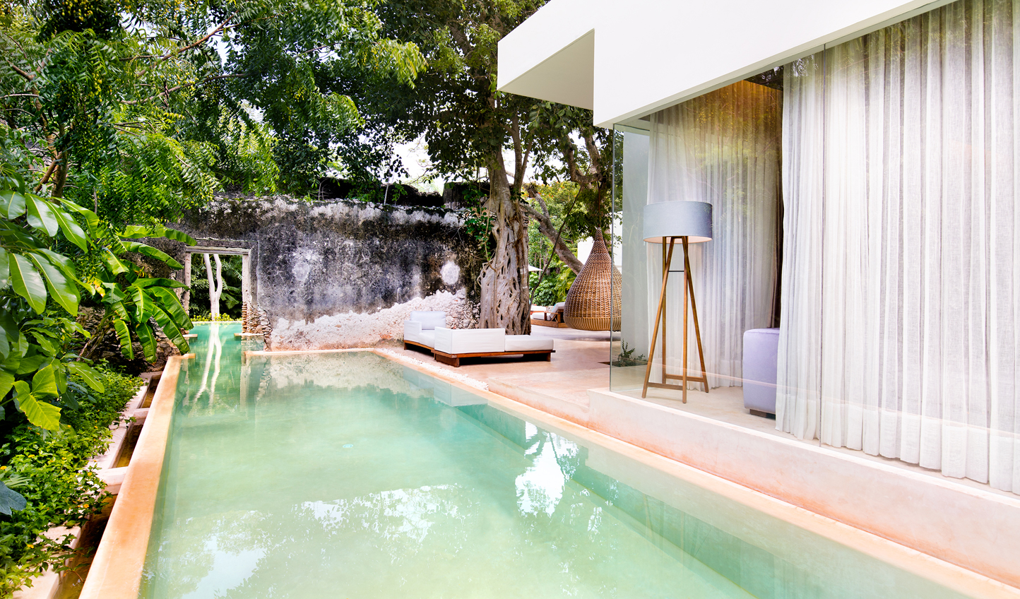Your sanctuary in the tropical gardens of the Yucatan