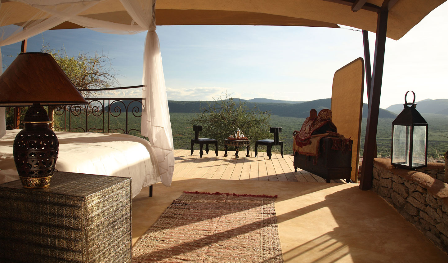 Views in Samburuland