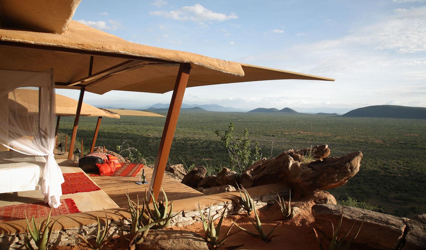Your five star accomodation at Samburu