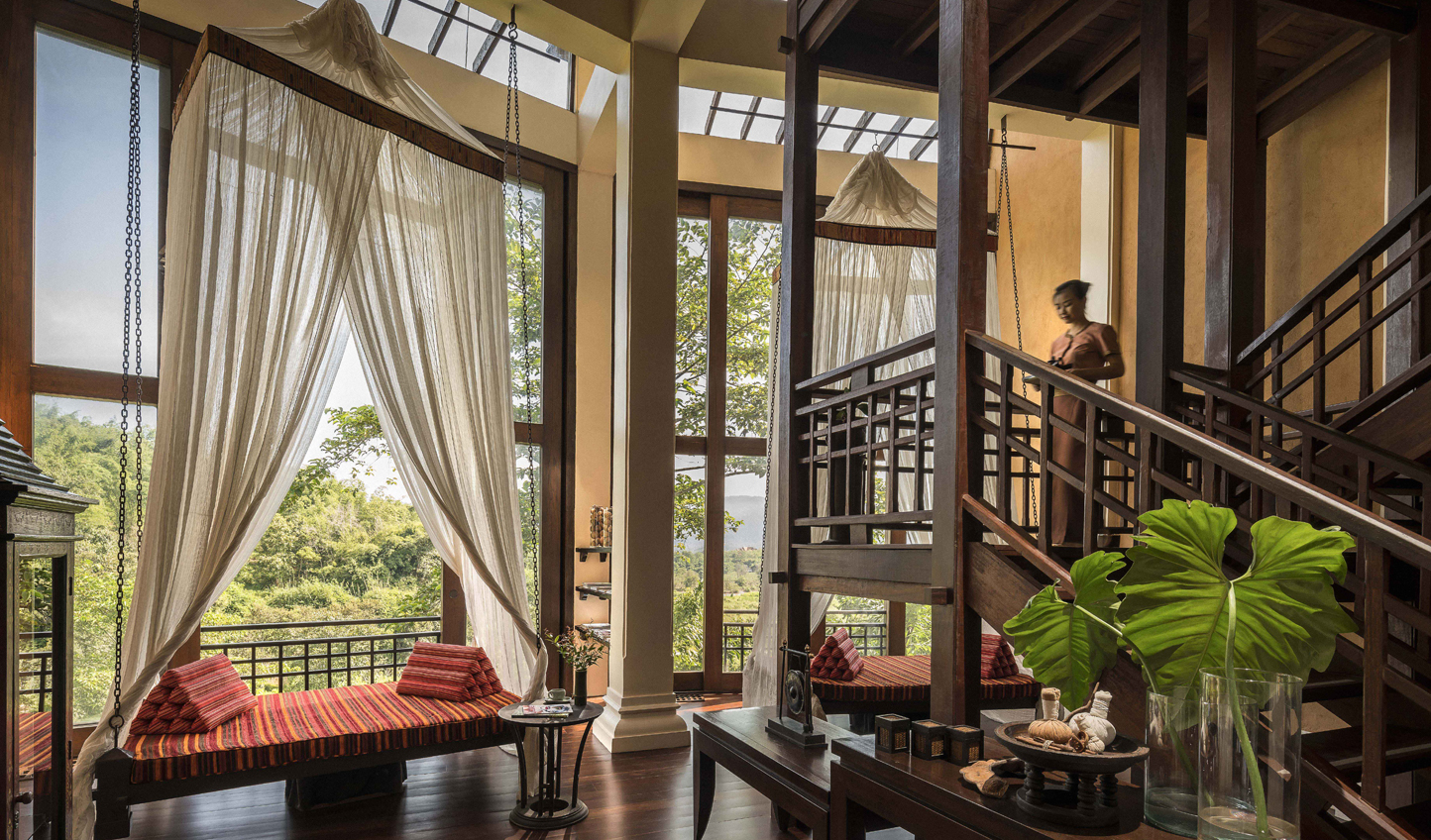 Retreat to Anantara's beautiful spa