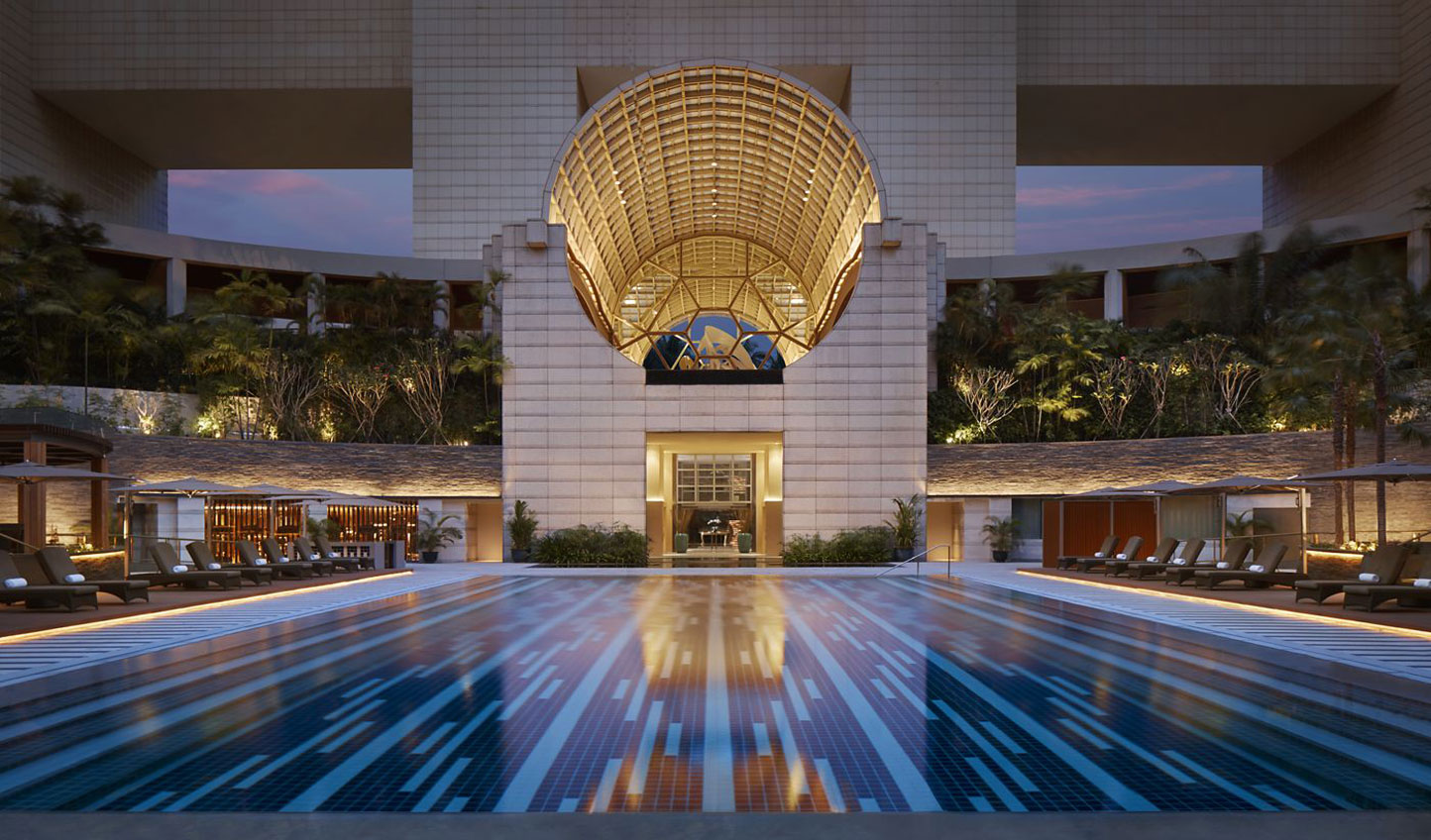 Ritz Carlton Singapore