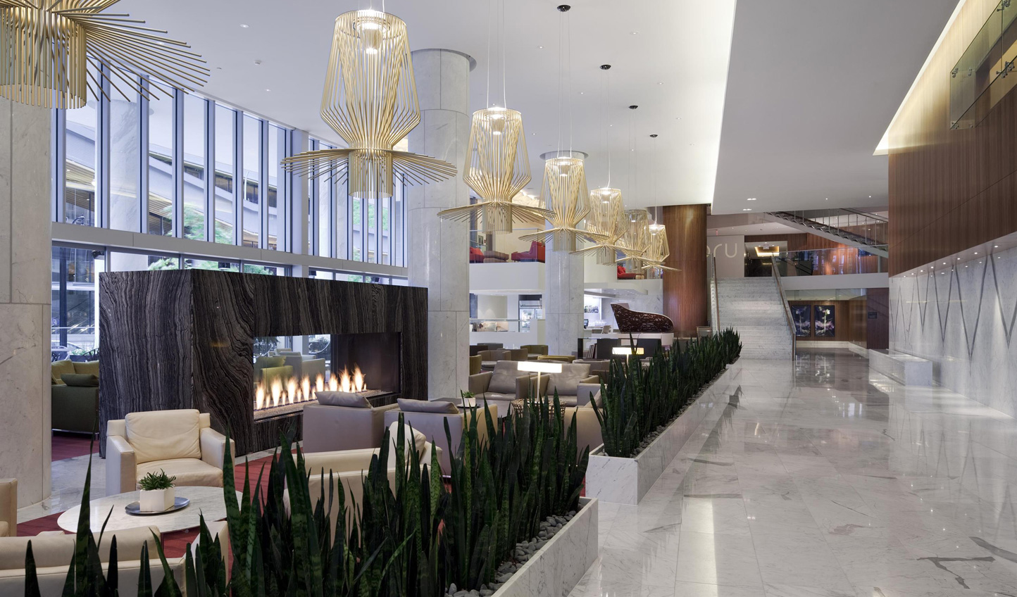 Step into the sophisticated surrounds of Fairmont Pacific Rim
