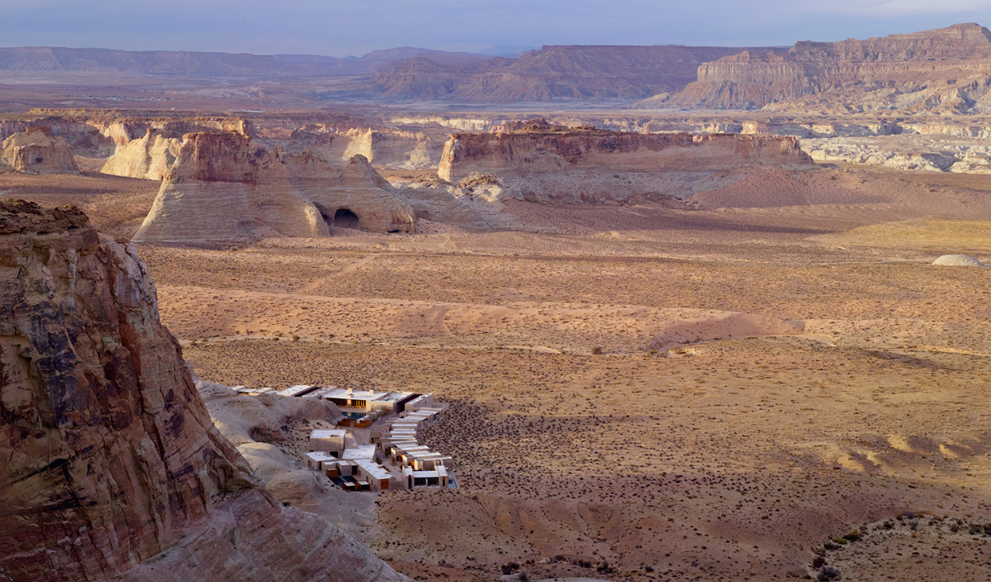 A luxurious base from which to explore the American Southwest