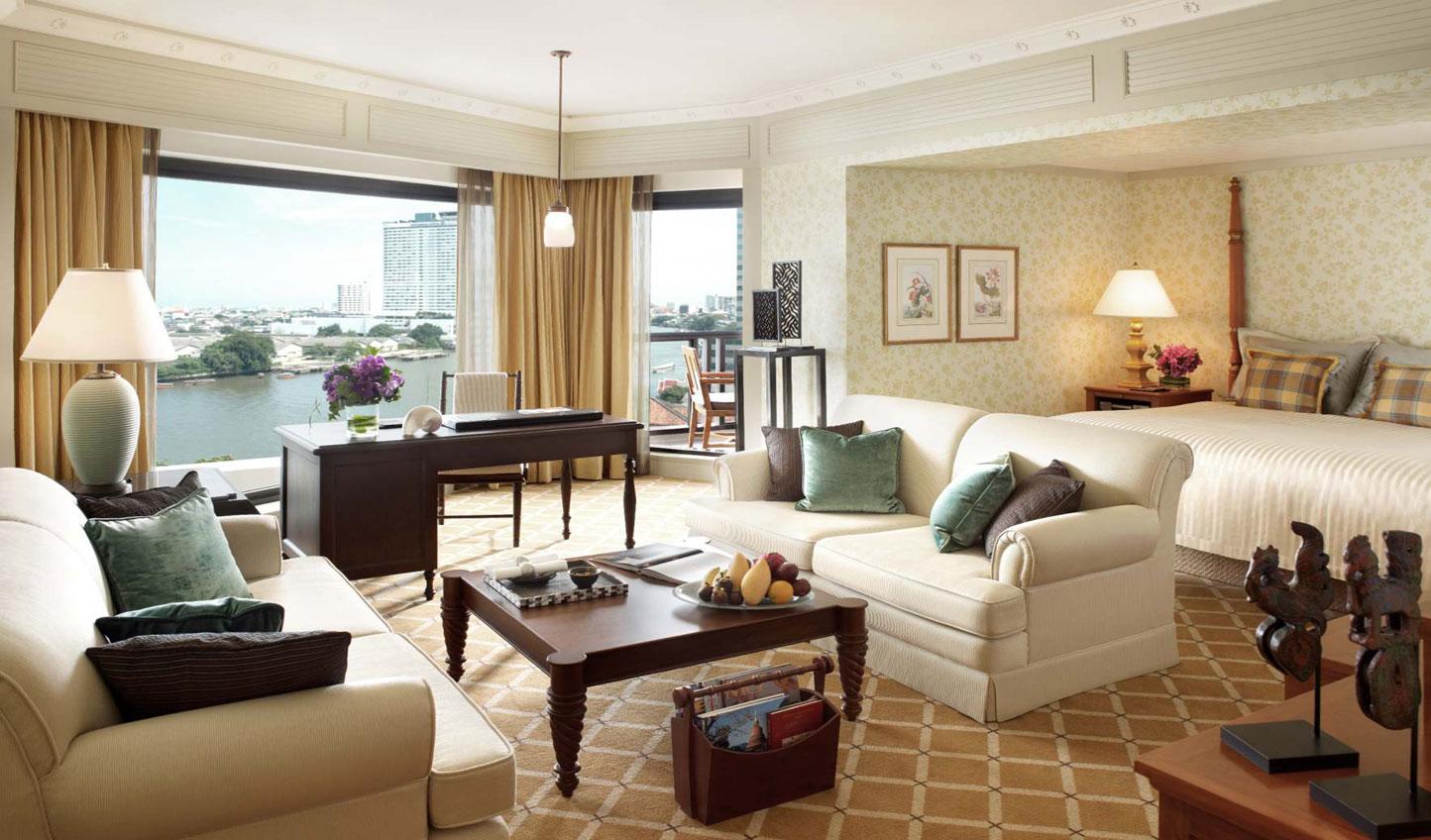 Fantastically furnished rooms