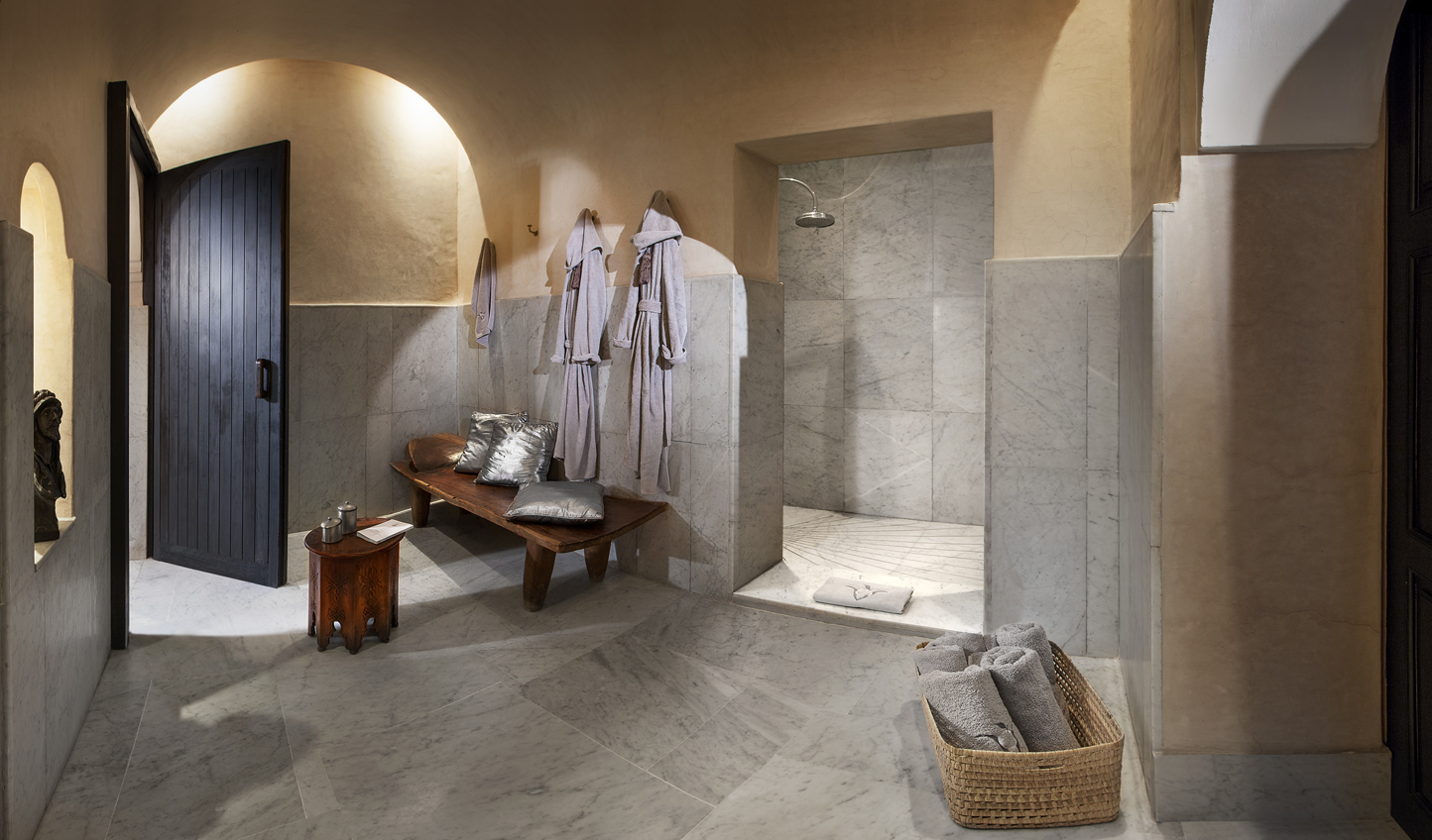 A world of relaxation awaits at Nuxe Spa