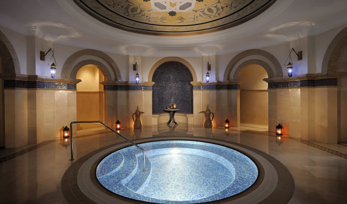 Rejuvenate in the traditional oriental Hammam