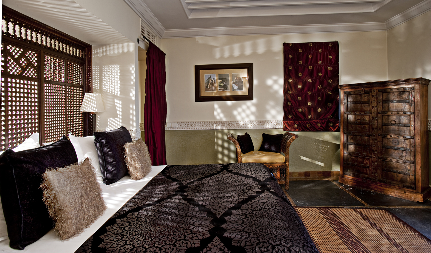 Relax in your beautiful suite