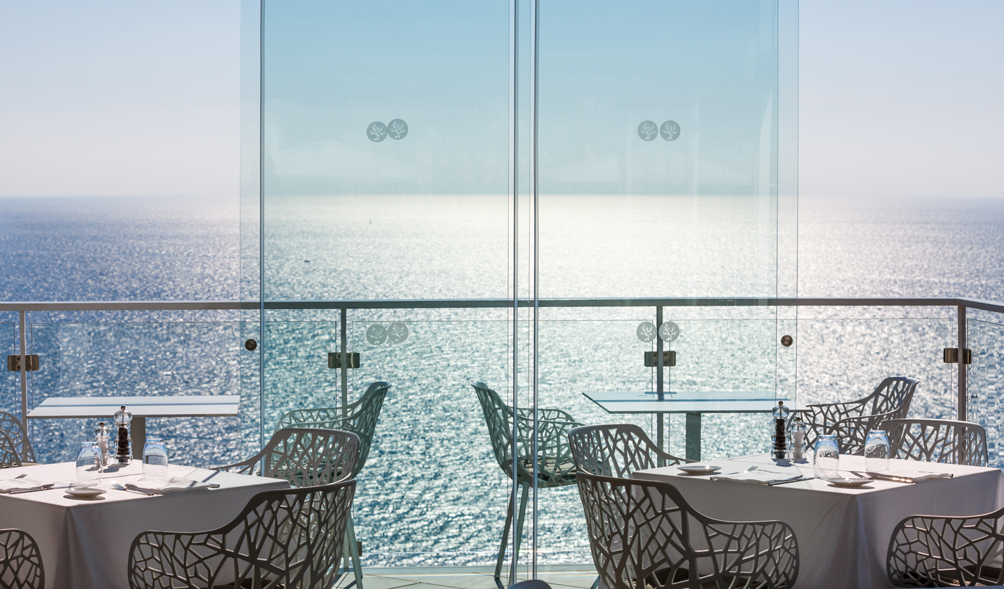The views don't get any better than at Terrazza Fiorella