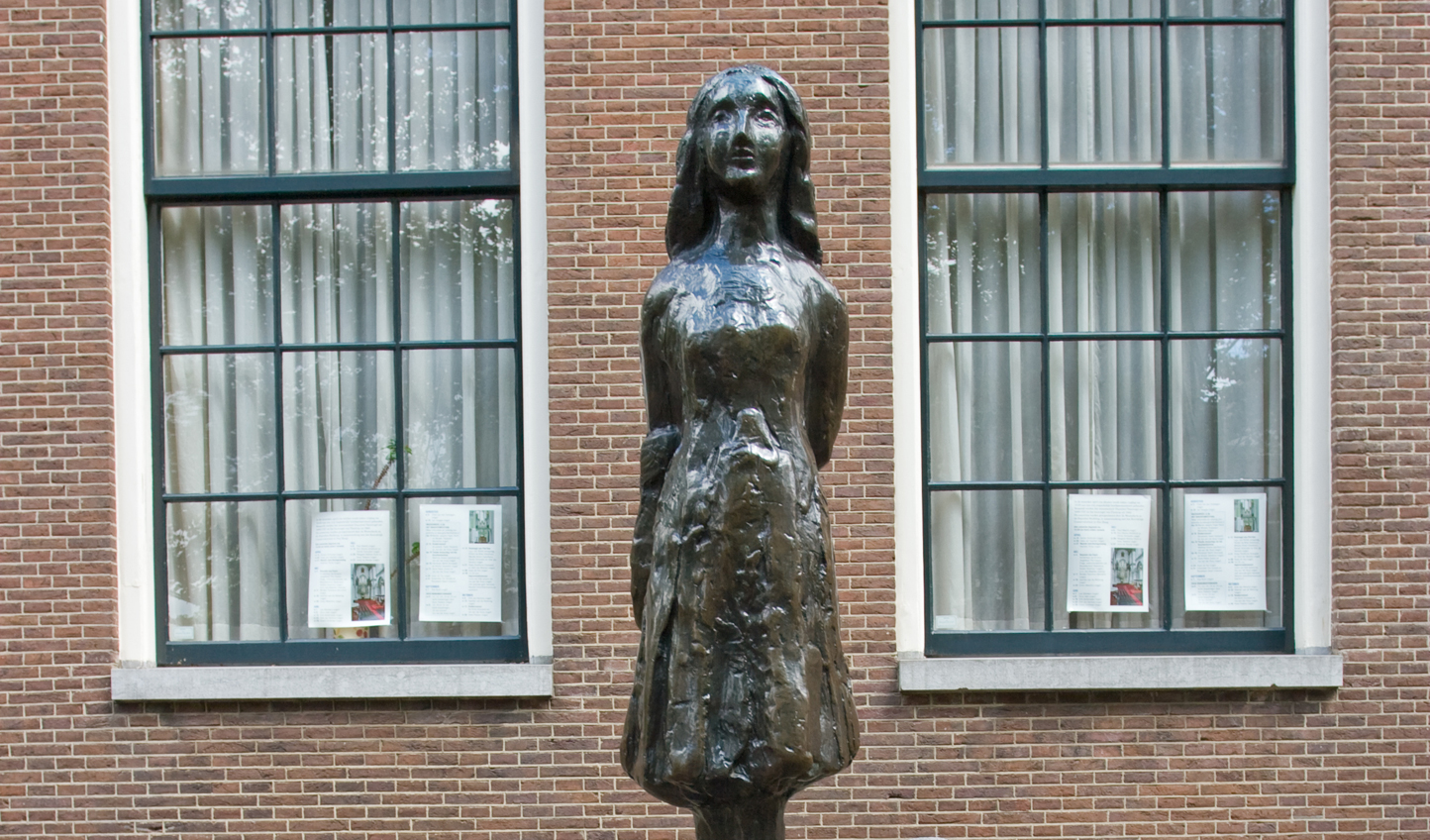Pay a visit to the Anne Frank Huis for fascinating insight into the diarist's short life