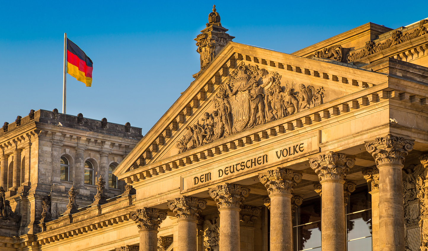 Get a sense of Germany's past and present at the Reichstag