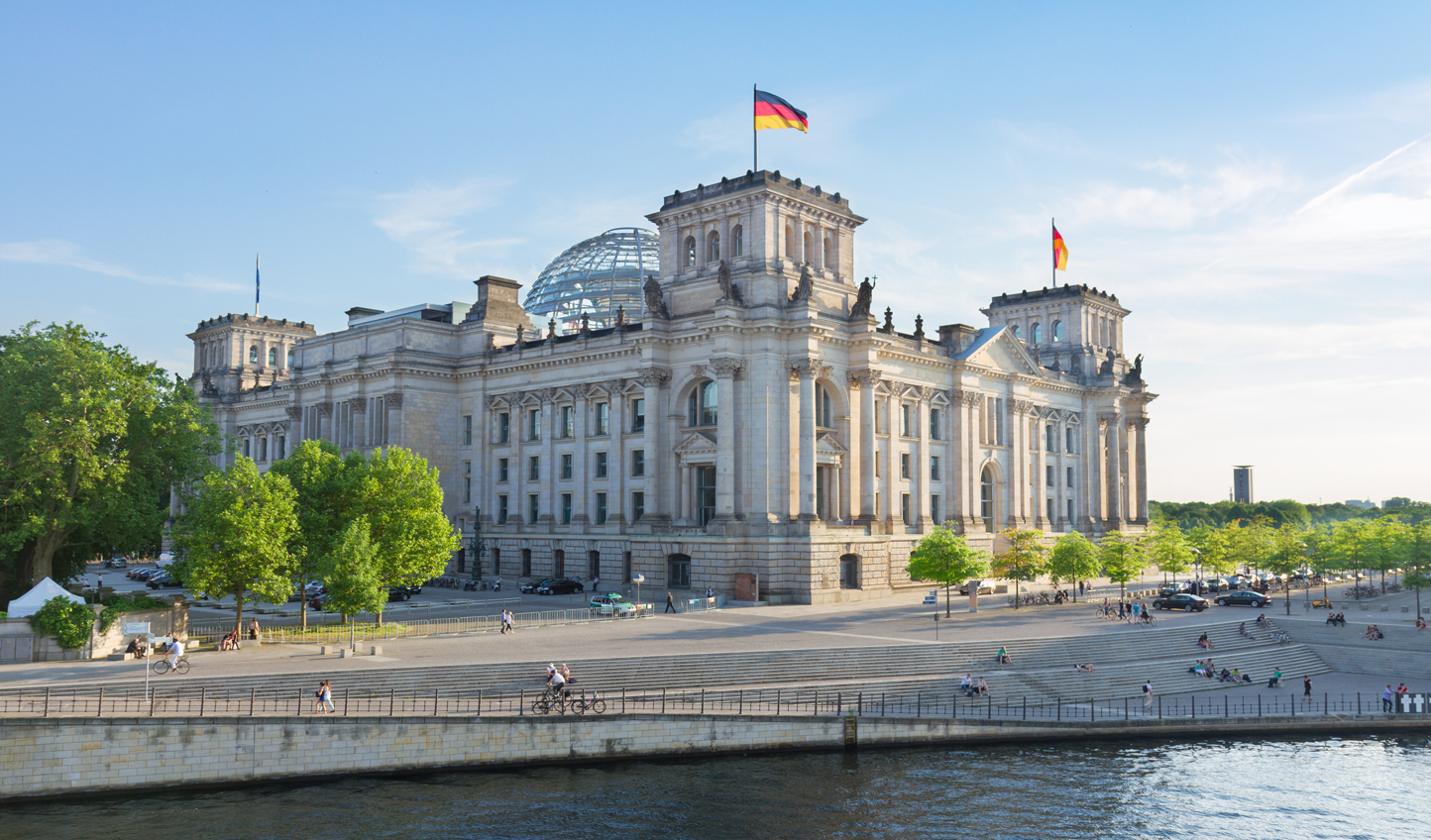 Berlin is a city built to impress