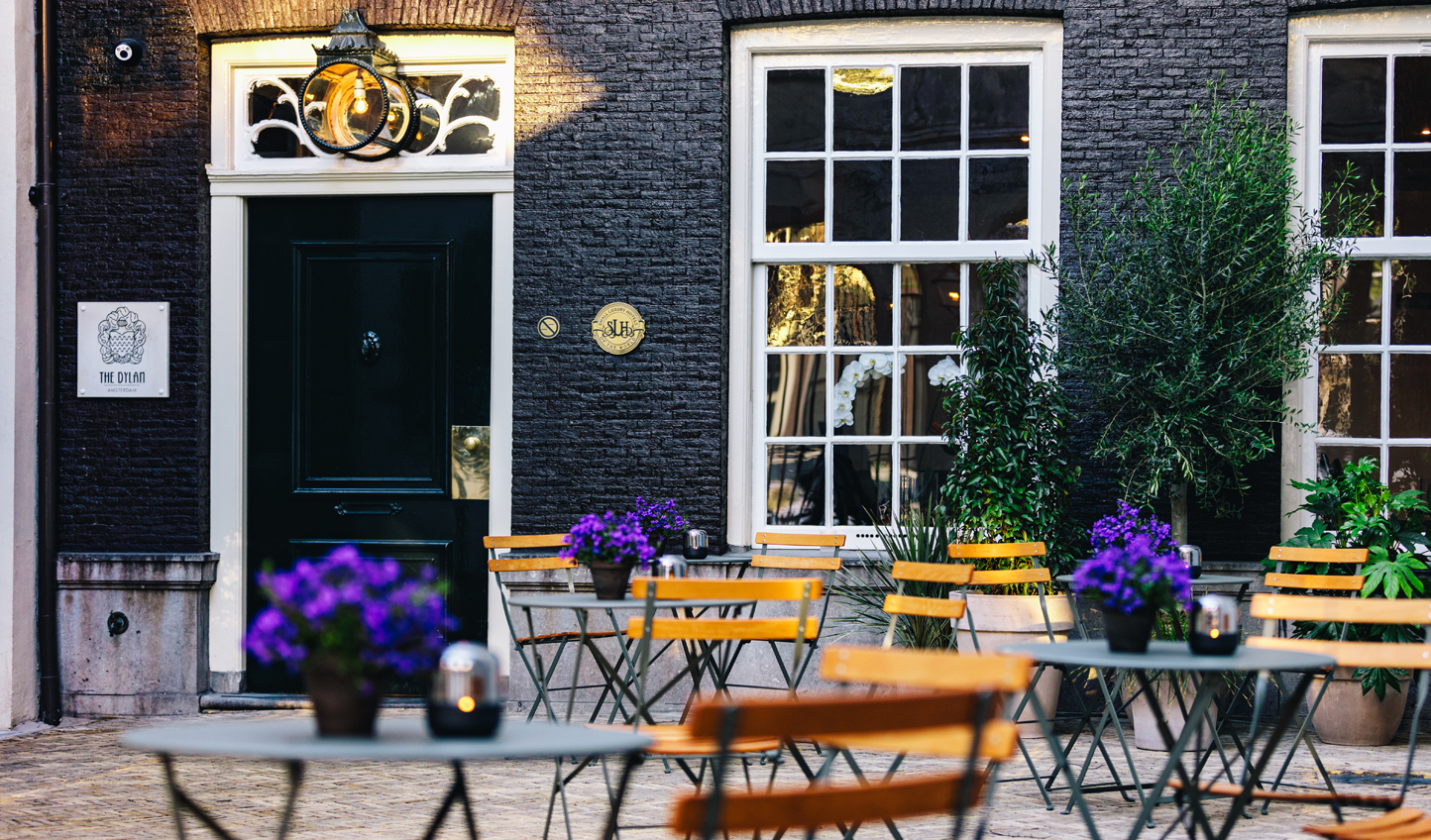 An urban oasis in the heart of Amsterdam