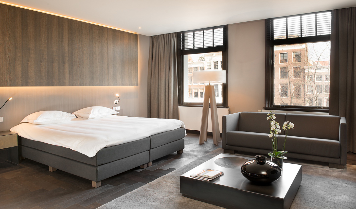 Serendipity in the sleek and modern Junior Suites
