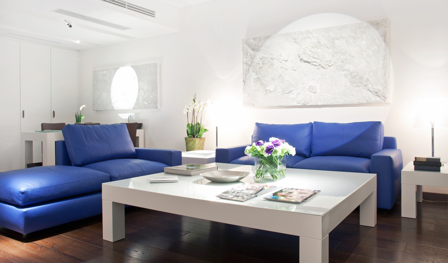 Relax in your spacious suite