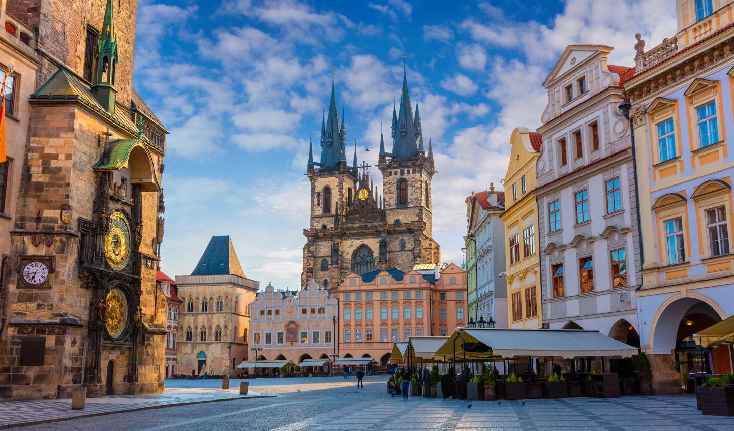Explore Prague's Old Town