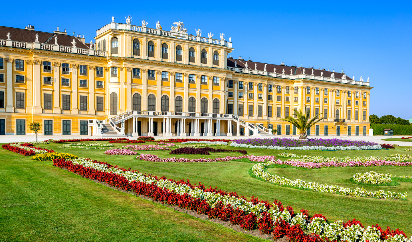 Spend a day visiting the Habsburg's summer home at Schonbrunn