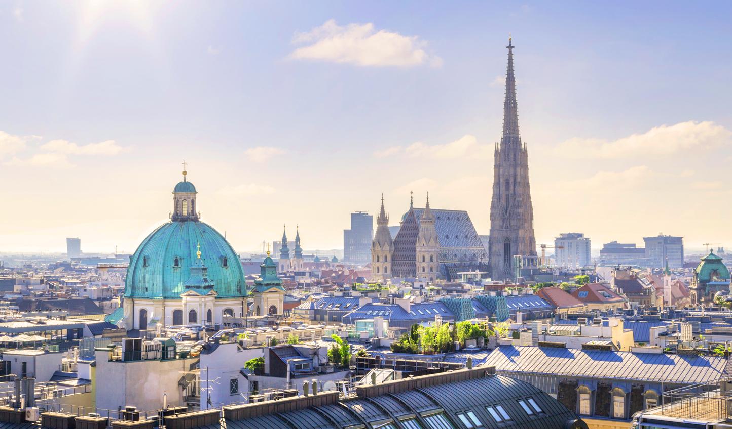 Oh, Vienna.
