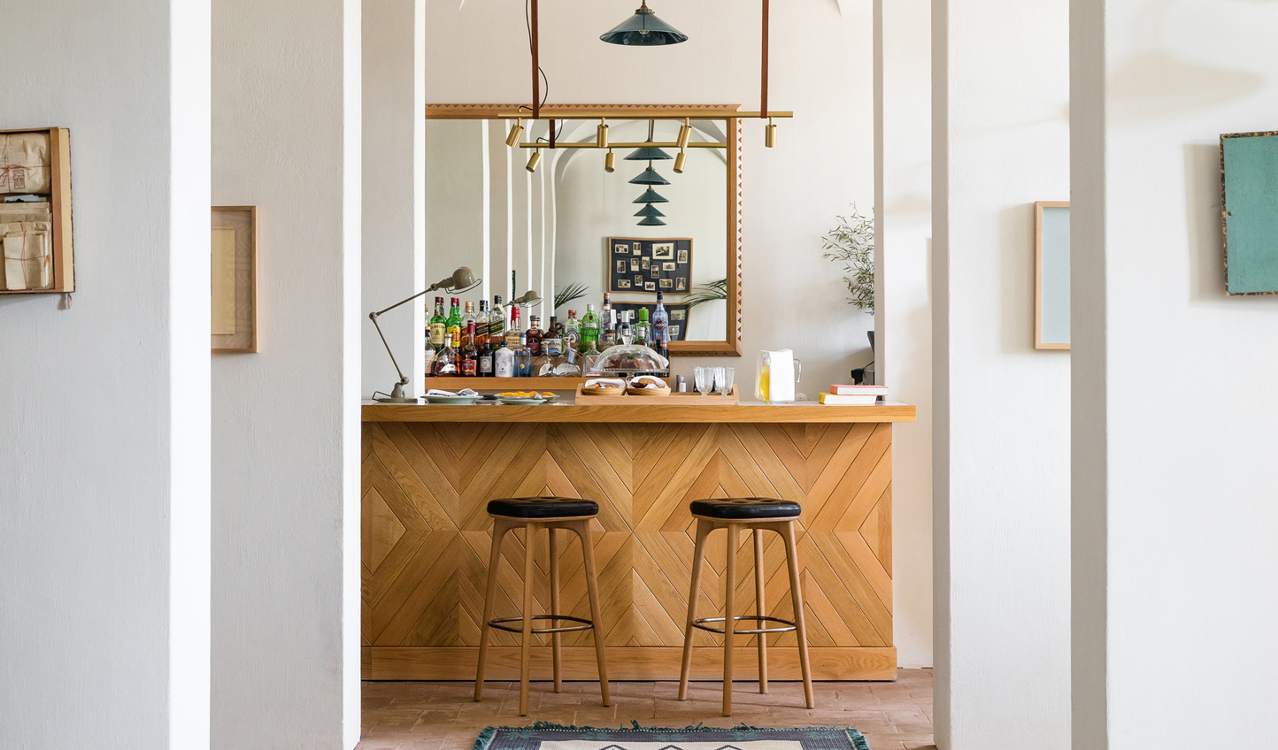 Pull up a stool and savour creative concoctions