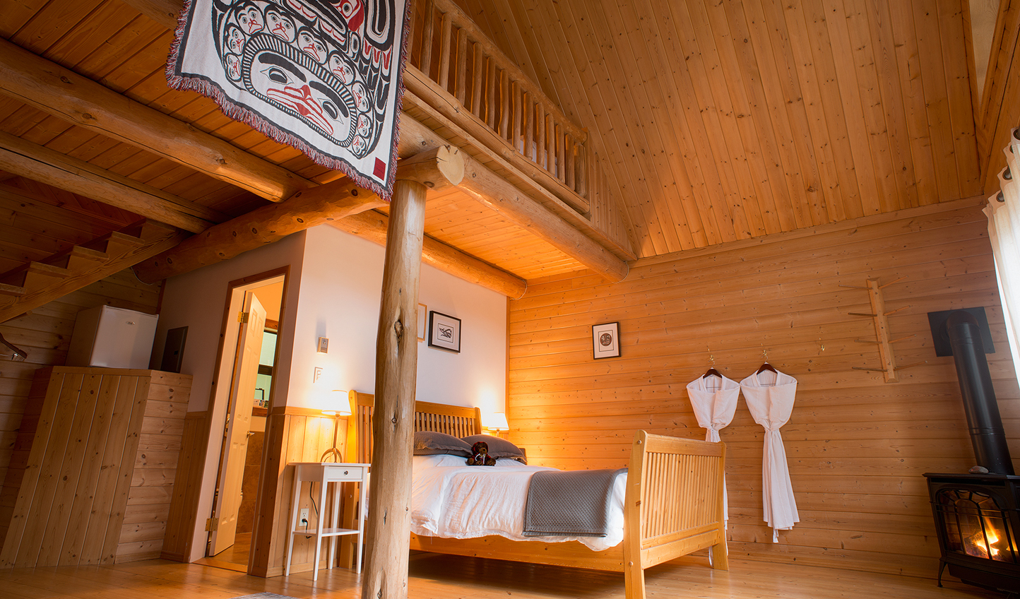 Loft Chalets offer space for all the family