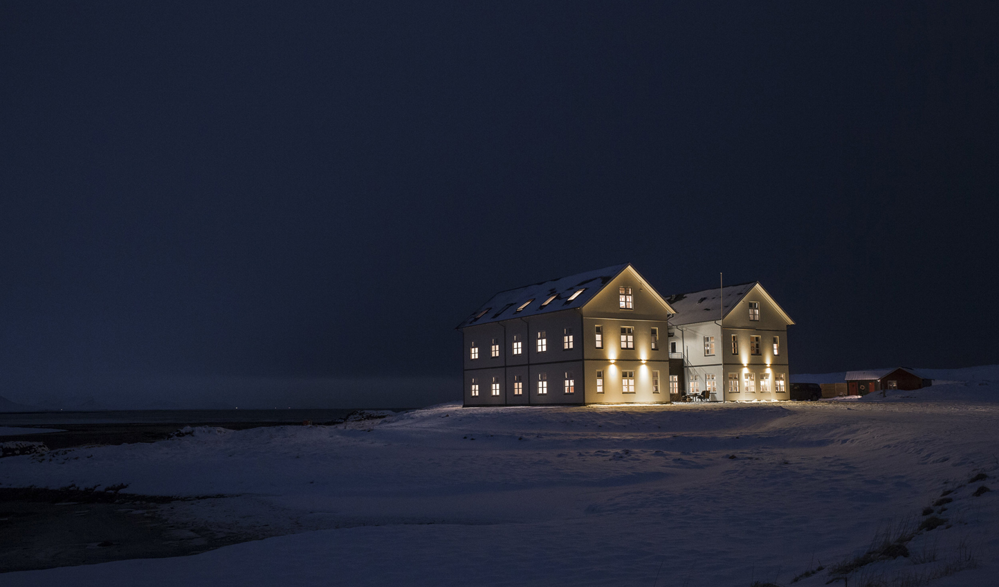The perfect winter getaway