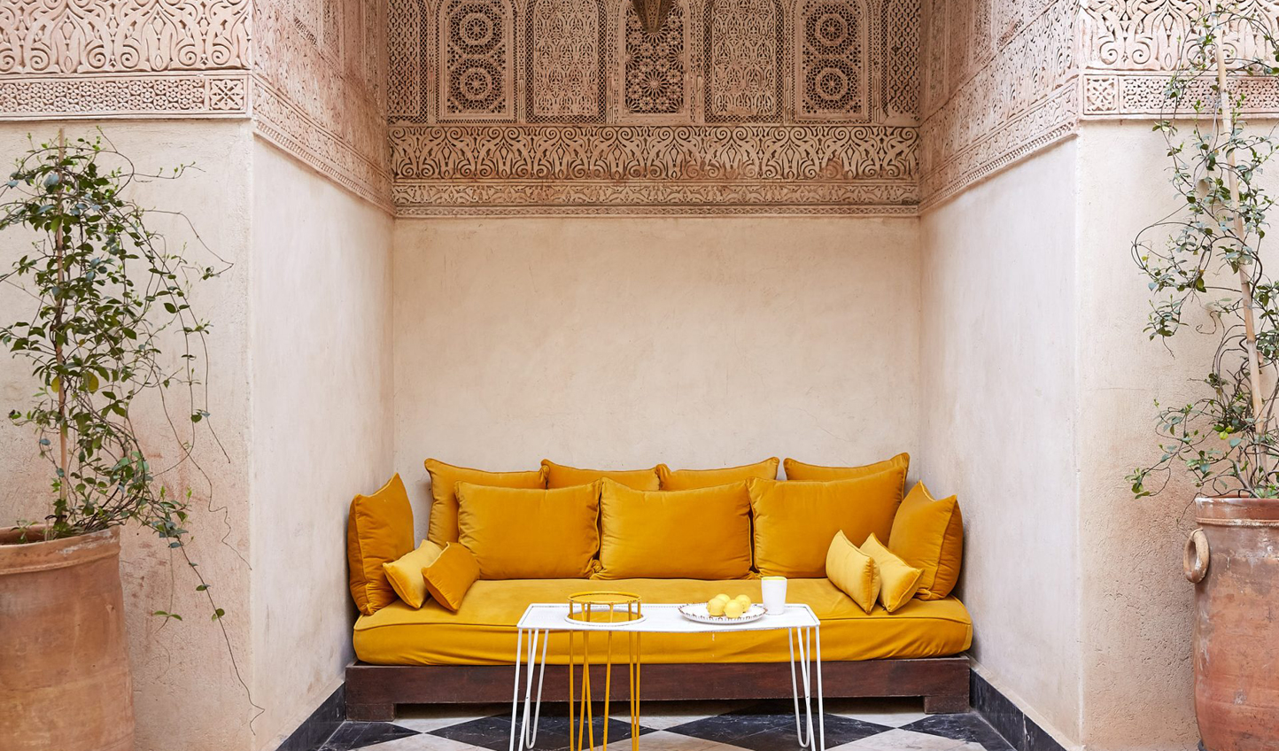 Feel at home in Marrakech