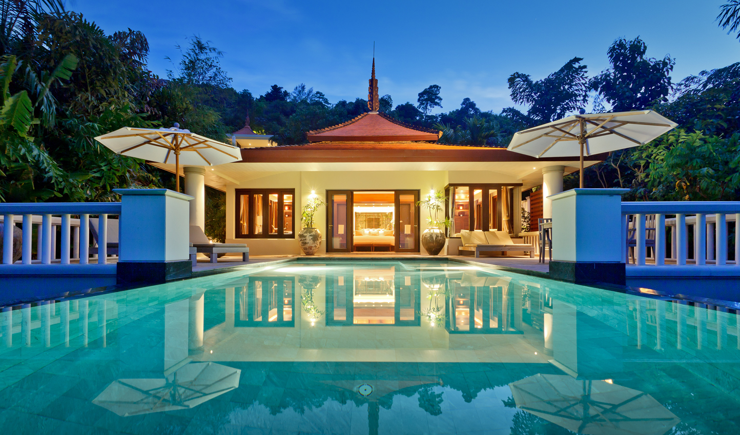 Traditional Thai design fused with the utmost luxury