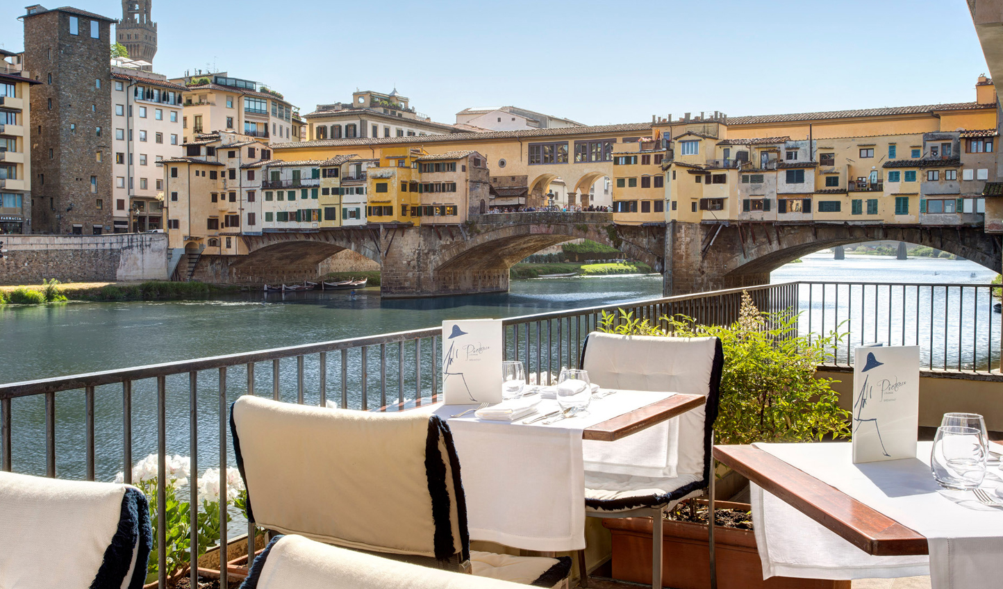 The perfect spot for aperitivo