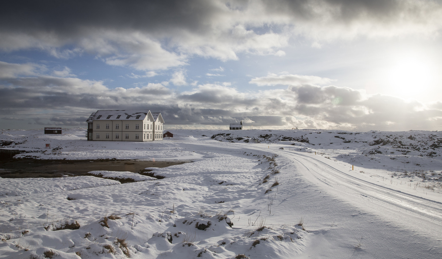 Escape to a rural retreat in West Iceland