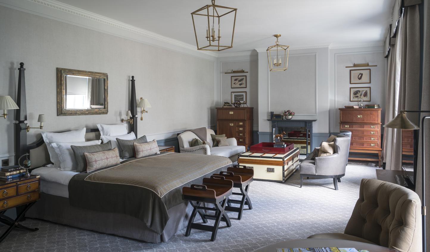 Gleneagles-Bedroom