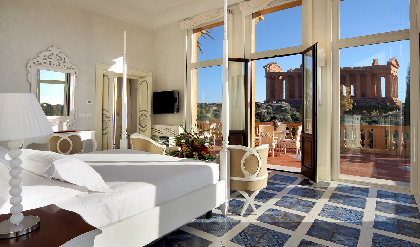 For The Best View In The House, Check Into The Villa Suite
