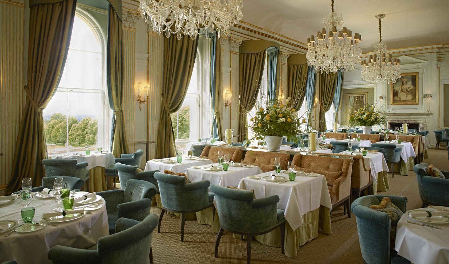 Enjoy dining on Michelin star winning chef, Andre Garrett's, incredible cuisine