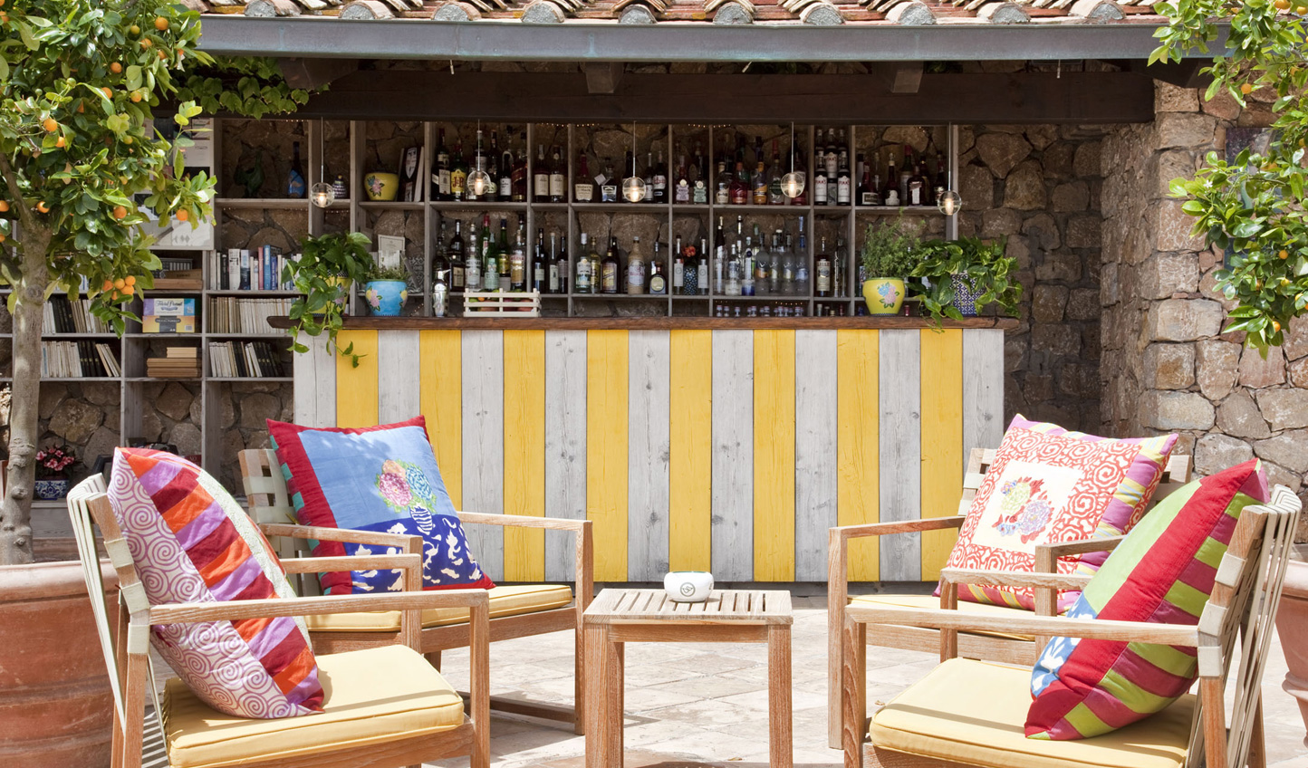 The perfect spot for an aperitivo