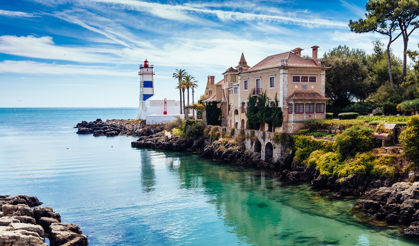 Spend a day in Cascais