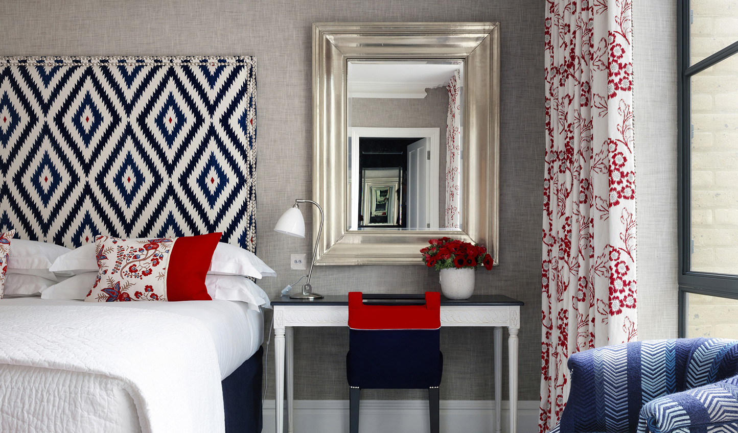Funky rooms for a fun city lover