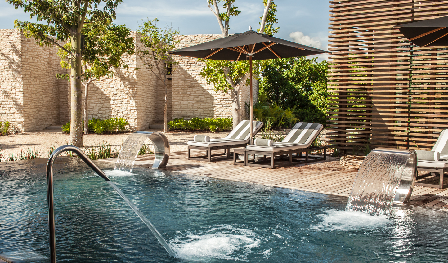 Mindfulness is key in Nizuc's Mayan inspired spa