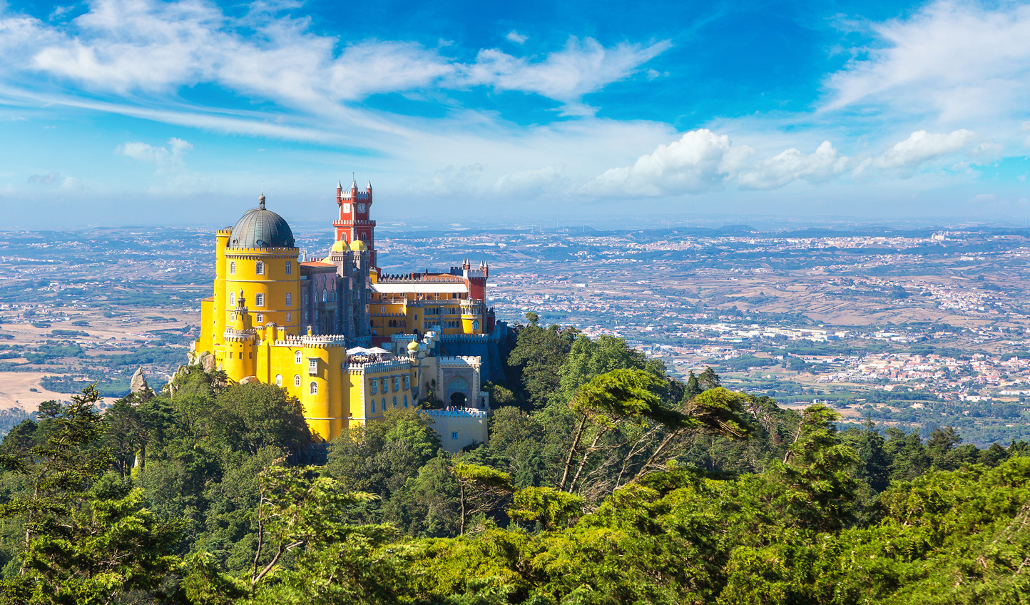Head out to Sintra for the day