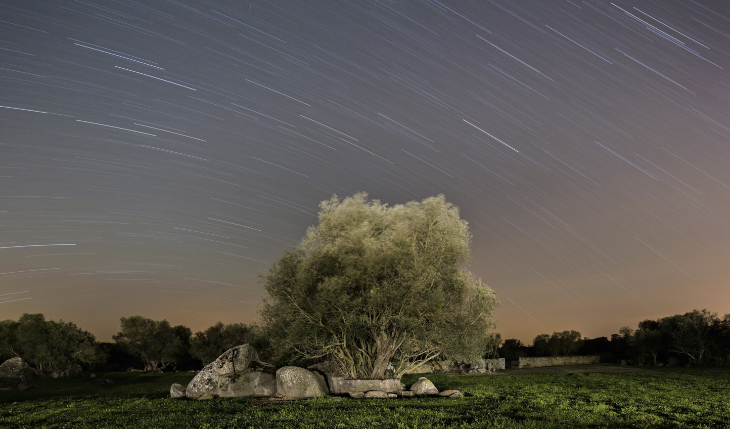 Stargazing at São Lourenço do Barrocal