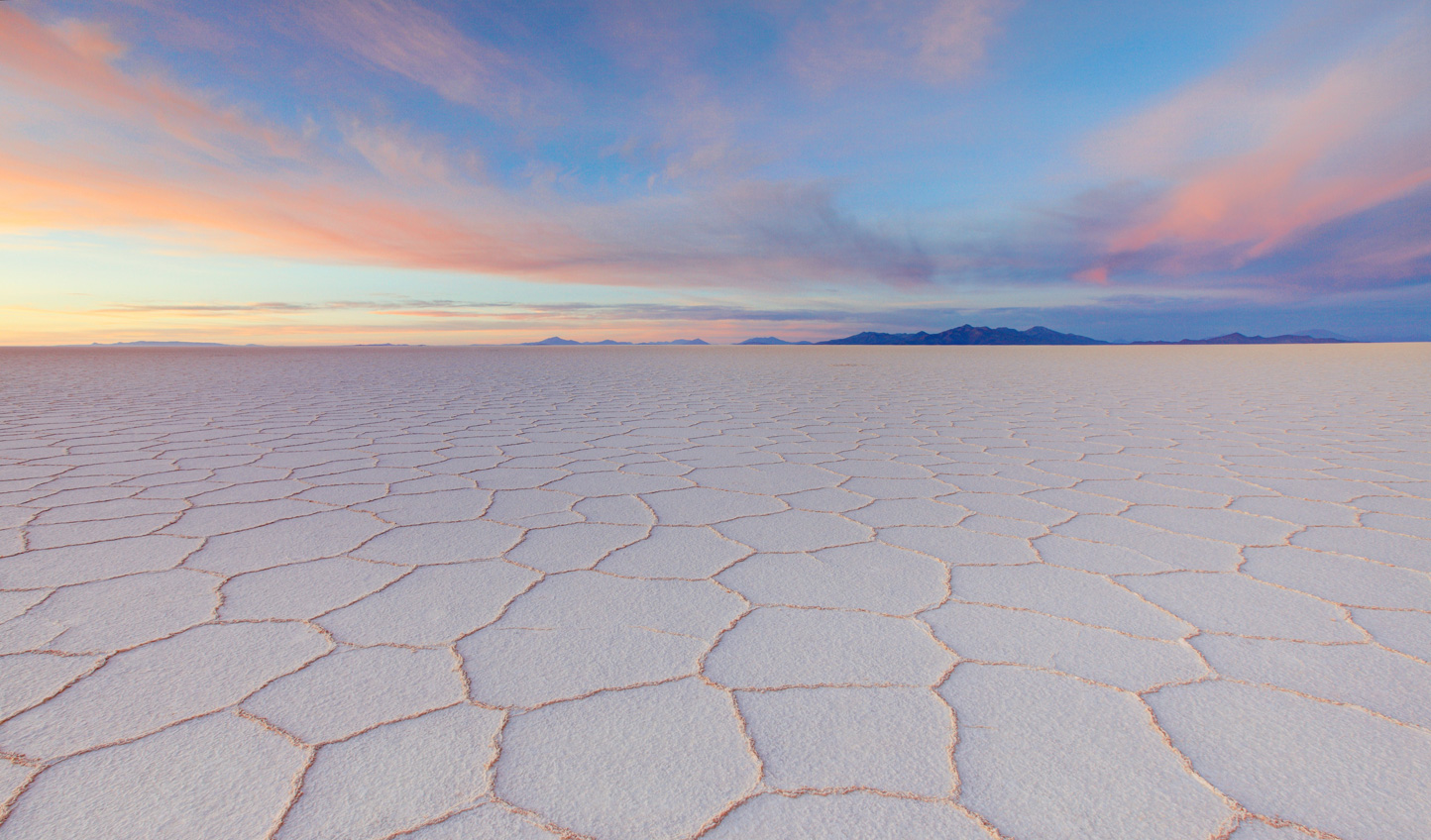 Discover splendid isolation in Bolivia