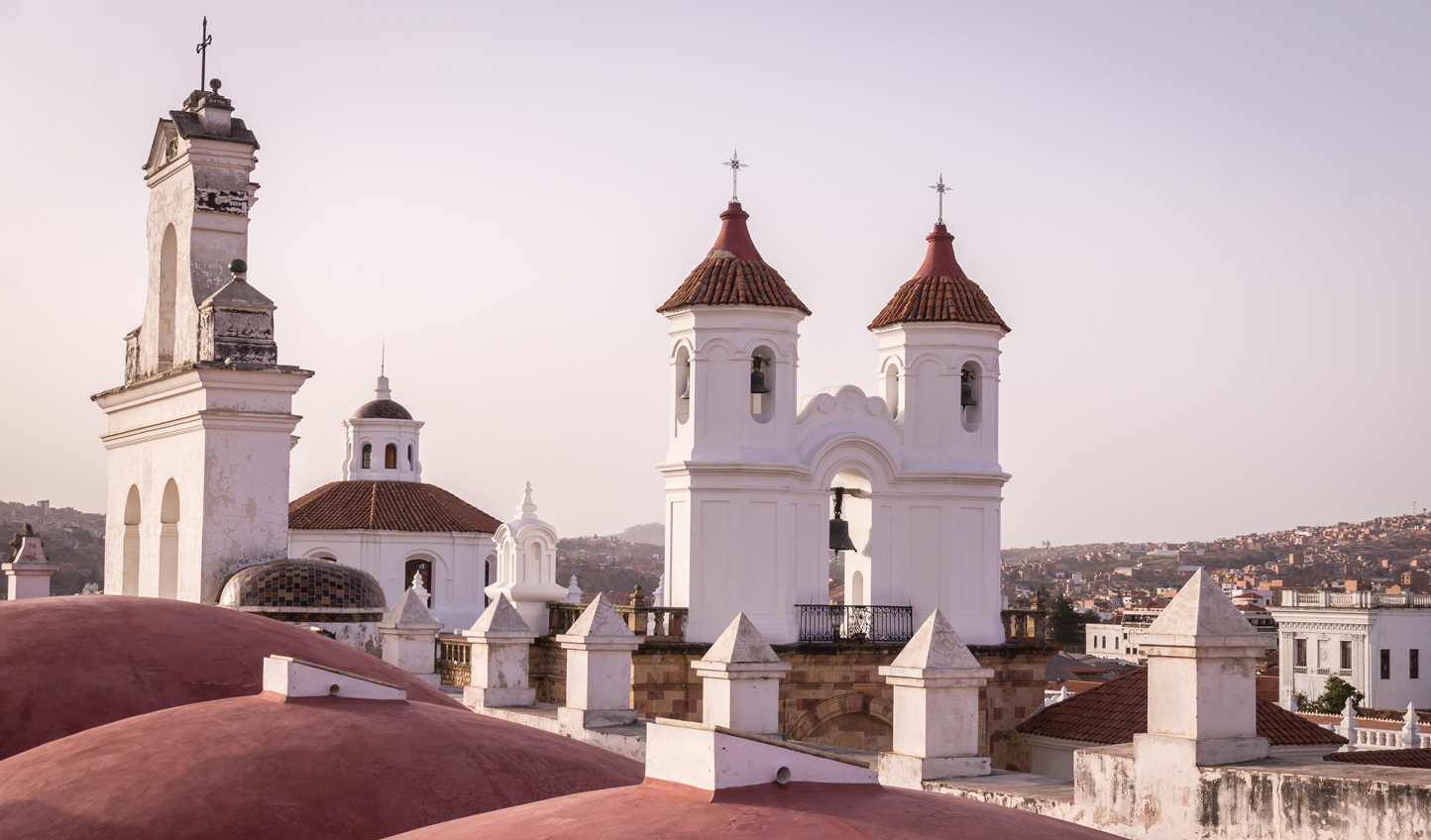 Discover colonial charm in Sucre